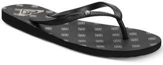 Roxy Bermuda Flip Flop Sandals Women's Shoes