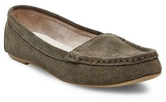 Women's Dorothy Suede Loafers - Merona $24.99 thestylecure.com