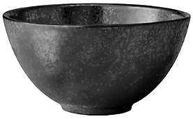 L'OBJET Alchimie Ceramic Cereal Bowl-Black