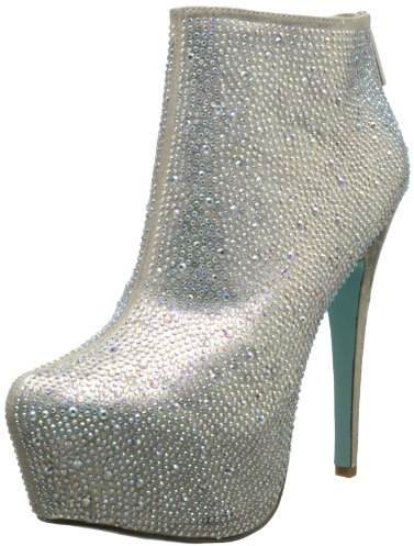 Betsey Johnson Blue by Women's SB-Bride Boot