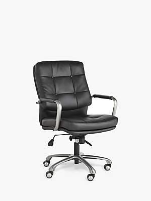 John Lewis & Partners Gramercy Chair, Black
