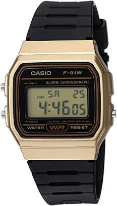 Casio Men's 'Classic' Quartz Metal and Resin Casual Watch