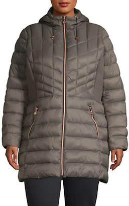 Bernardo Plus Plus Primaloft ThermoPlume Ultra Light Walker Jacket