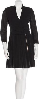 Boy. by Band of Outsiders Mini Jacket Virgin Wool Dress $175 thestylecure.com