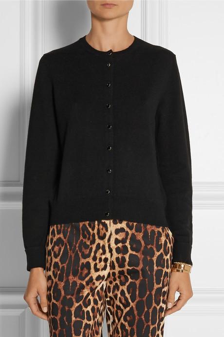 A.P.C. Atelier de Production et de Création + Vanessa Seward wool and cashmere-blend cardigan