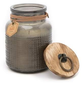 PORTOFINO Humidor Black Amber Candle