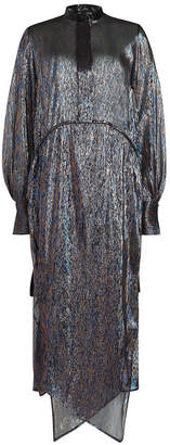 Petar Petrov Metallic Dress