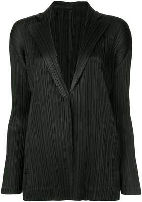 Pleats Please Issey Miyake October jacket