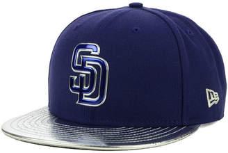 New Era San Diego Padres Topps 9FIFTY Snapback Cap