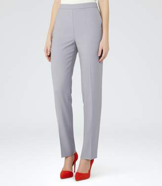 Reiss Cam Slim Straight-Leg Trousers
