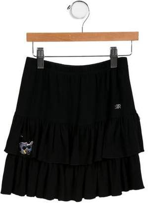Rykiel Enfant Girls' Tiered Skirt