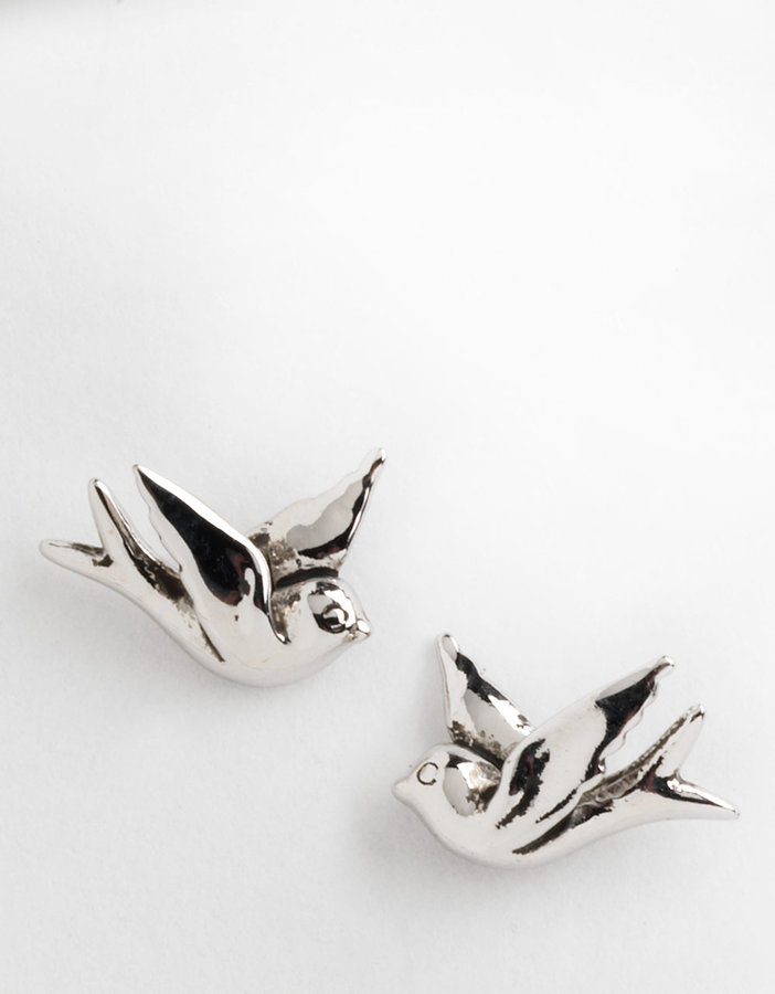 JUICY COUTURE Sparrow Stud Earrings
