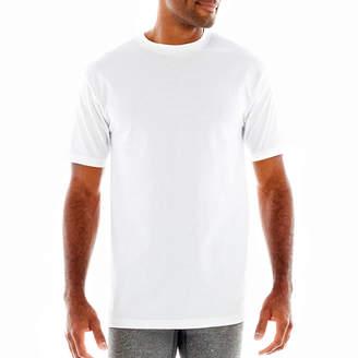 STAFFORD Stafford 4-pk. Heavyweight Crewneck T-Shirts + Bonus Tee