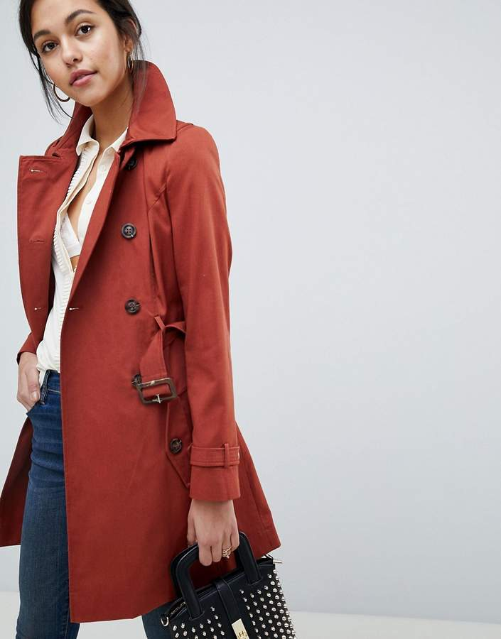 ASOS DESIGN classic trench coat