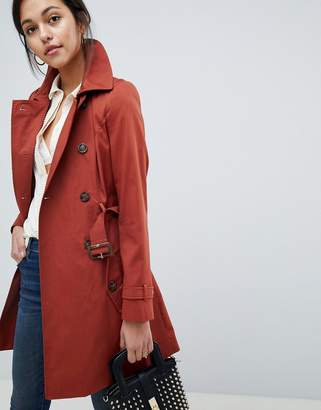 Asos DESIGN classic trench coat