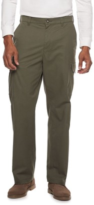 Croft & Barrow Men's Classic-Fit Cargo Pants