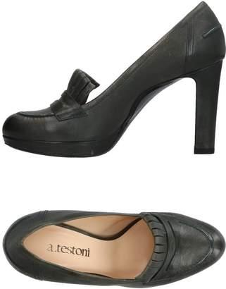 a. testoni A.TESTONI Loafers - Item 11353408WE