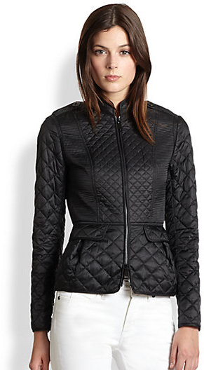 Burberry Dearington Quilted Jacket