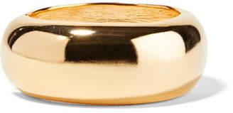 Gold-plated Bangle