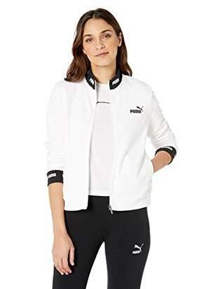 Puma Women's Amplified Track Jacket Tr Sweater,XS