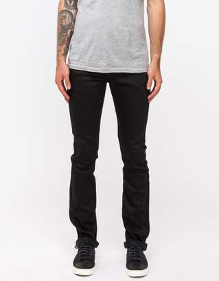 Naked & Famous Denim Skinny Guy Black Power-Stretch