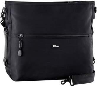 Derek Alexander Top Zip Tablet Friendly Crossbody Bag