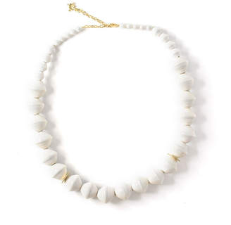 ONE BEAD ONE HOPE BY AKOLA PROJECT One Bead One Hope By Akola Project 20 Inch Beaded Necklace