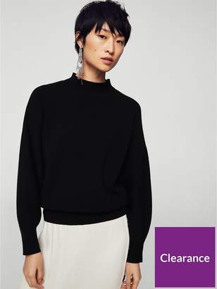 MANGO Puffed Sleeve Jumper