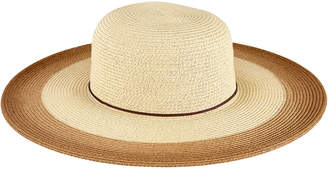 San Diego Hat Company Women's Natural Sunbrim Hat