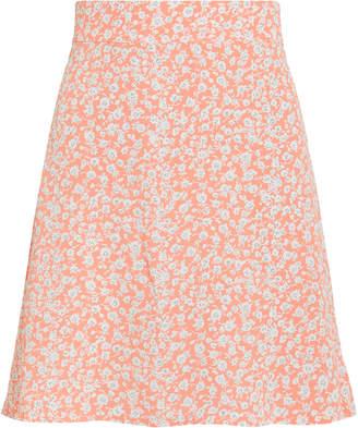 Flynn Skye It Floral Mini Skirt
