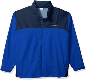 Columbia Men's Big and Tall Glennaker Lake Rain Jacket