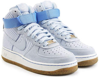 Nike Airforce 1 Suede High Top Sneakers