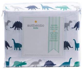 Dinosaur Silhouette Sheet Set