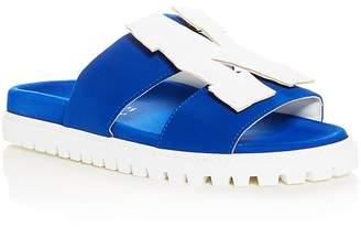 Joshua Sanders Women's NY Pool Slide Sandals