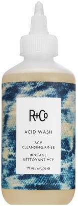 R+CO 177ml Acid Wash Acv Cleansing Rinse