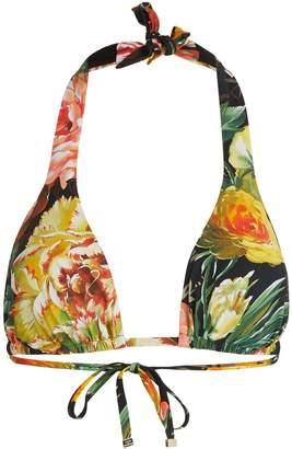 Dolce & Gabbana Halter bikini top