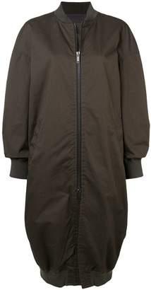 A.F.Vandevorst Monday long bomber jacket