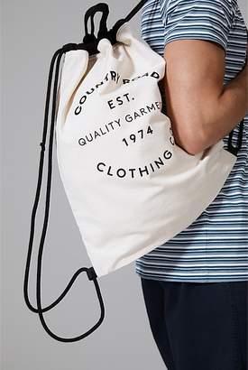 Country Road Organic Drawstring Backpack