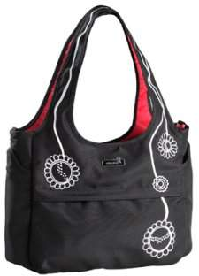 Vital Baby BabyCenter Yvonne Special Edition 08002-78 Baby Changing Bag Black / Red