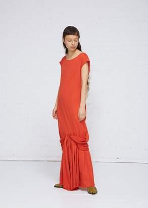 Aalto Gathered Sleeveless Dress