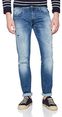 Replay Men's Anbass Slim Jeans,W30/L30 (Manufacturer Size: 30)