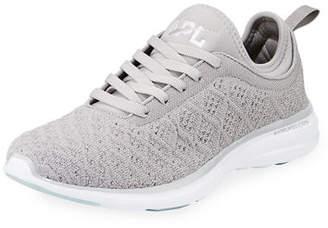 APL Athletic Propulsion Labs APL: Athletic Propulsion Labs Techloom Phantom Knit Low-Top Sneakers