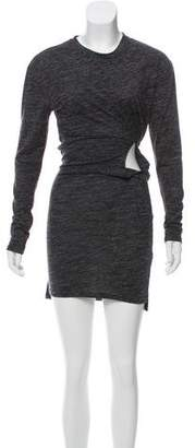 Etoile Isabel Marant Long Sleeve Mini Dress