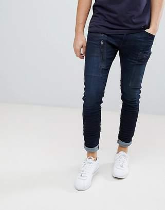G Star G-Star Powel Super Slim Jean 3D Cobler Processed