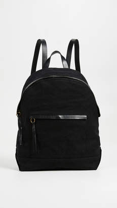 Madewell Classic Canvas Backpack