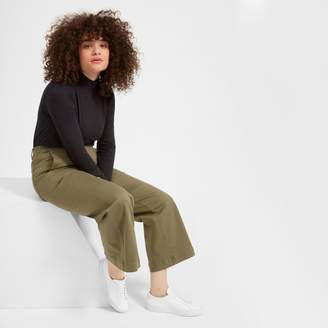 Everlane The Pima Stretch Turtleneck