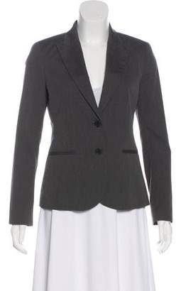Theory Pointed Collar Blazer w/ Tags