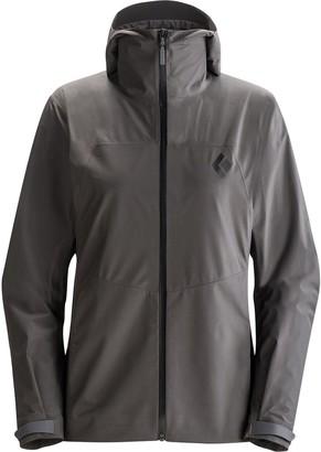 Black Diamond Liquid Point Shell Jacket - Women's