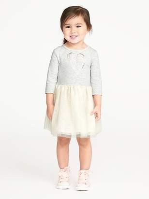 Old Navy Cross-Back Tutu Dress for Toddler Girls