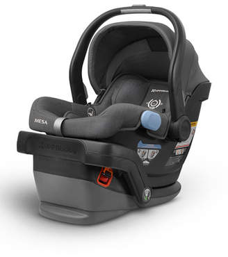 UPPAbaby MESATM Infant Car Seat w/ Base, Jordan (Black)